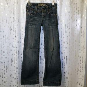Hydraulic pants 7/8
